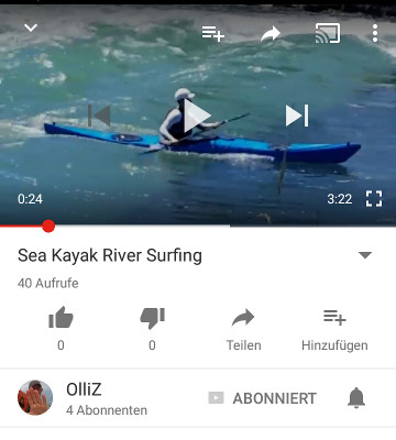 YouTube Kanal OlliZ